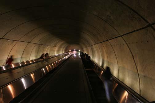 Washington Metro - Photo by Rick Brown