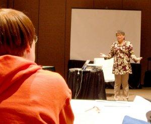 diversity presentation, Norma Kneese, JEA Mentoring Committee, Mentor Forum