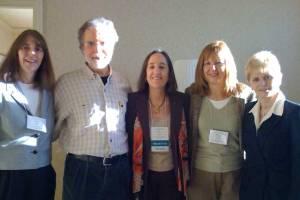Ellen Moir and JEA members at NTC Symposium