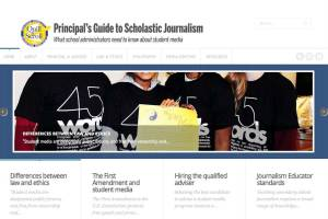 Principal's Guide to Scholastic Journalism