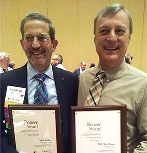 JEA mentors receive Pioneer Award at JEA/NSPA convention in Washington