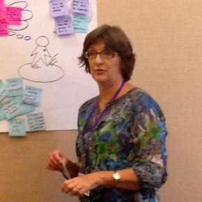 New JEA mentors learn strategies to use in their work with new mediaadvisers